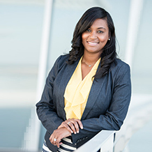 Our People - Chandra Williams - BRAC