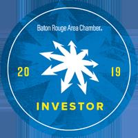 2019 Baton Rouge Area Chamber Investor