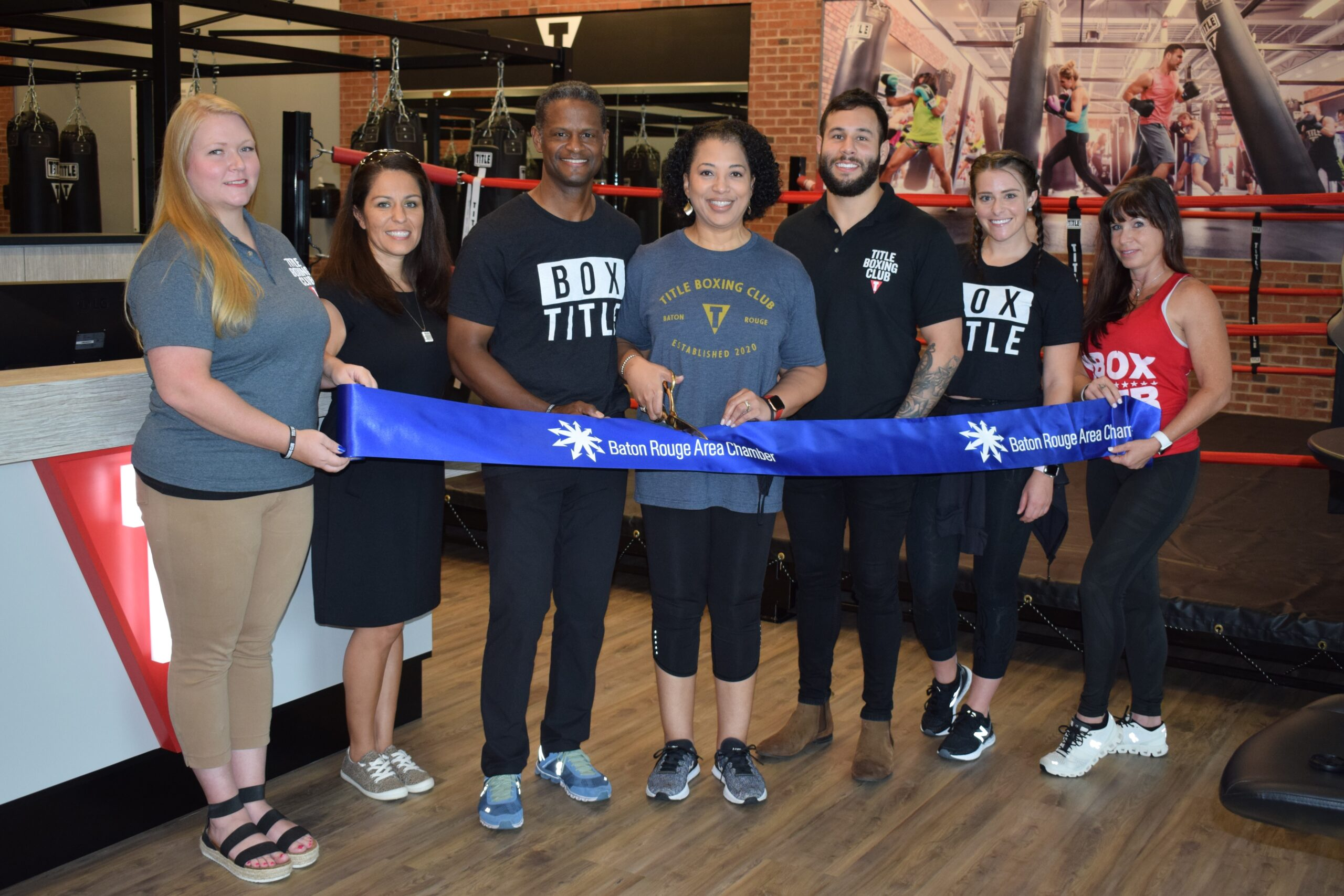 Title Boxing Club Baton Rouge<br/> September 21, 2020